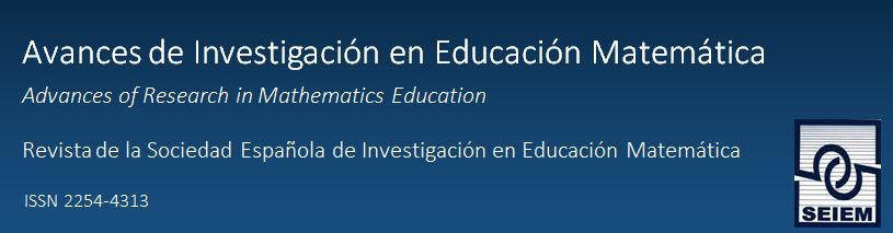 Avances de Investigación en Educación Matemática